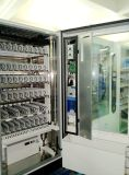 Coin and Bill Operated Snack Vending Machine LV-205f-a
