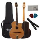 Hot Sale Vintage Semler Style Gypsy Guitar