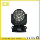 36PCS 10W LED Wash Moving Head Lighting with Zoom
