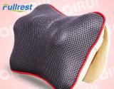 Car Massage Cushion Shiatsu Neck Lumbar Massage Pillow with Heat