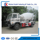 Dongfeng 6 M3 Concrete Mixer Truck