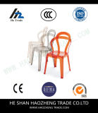 Hzpc039 The New Design - Orange, Gray, White, Transparent Plastic Chairs