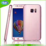 Ultra Thin 360 Degrees Full Cover PC Phone Case for Samsung Galaxy S7 Crystal Clear Case