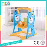 Light and Safe Animal Indoor Plastic Swing Toy (HBS17022D)
