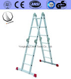 Aluminium Multipurpose Ladder with Professional Design