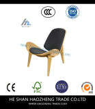 Hzdc014 Crest Bentwood Chair Leather Chair