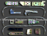 Customized Bending/Punching/Sheet Metal/Part with Color Zinc