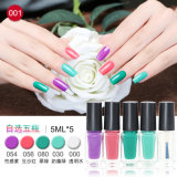 5ml Botanic High Quality Hot Selling Glazing Long Lasting Gel Polish Nail Polish OEM
