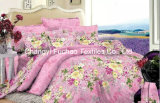 Microfiber/Polyester Quilt Cover Faric for Bedding Set