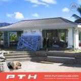 Light Steel Structure Villa House Building Project