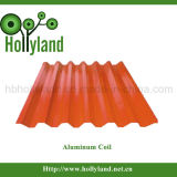Customized Emossed Coated Aluminium Coil/Foil