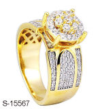 Fashion Jewelry 925 Silver Ring with Factory Hotsale