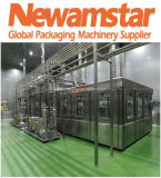Newamstar Filling Machine of Edible Oil 3000bph Large Bottle