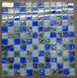 Tiffany Glass Mosaic Design Bathroom Tile, Pool Mosaic Tiles