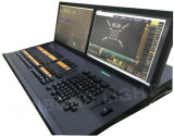 Command Wing and Fader Wing on PC Console with Screen