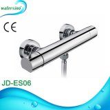 Ce Certificated Wall Mounted Brass Themostatic Shower Bathtub Mixer