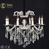 Luxury Modern Crystal Chandelier for Indoor (AQ50023-8)