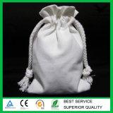 Cheap Plain Cotton Canvas Drawstring Bag