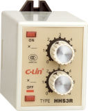 Electrical Time Relay (HHS3R(ATDV-N))