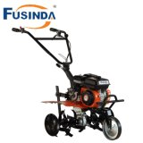 6.5HP Gasoline Powered Manual Cultivator Tiller