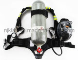 Scba Compressed Air Breathing Device Personal Escape Breathing Units