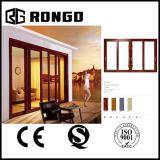 Rongo Aluminum French Window with Double Glazing