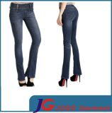 Lady Fashion Bootcut Skinny Jeans Pants Apparel (JC1313)