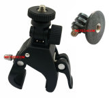 It Yourself Motorcycle Bike Bicycle Handlebar Mount for Camera DV Contour Gopro+Tripod Mount