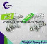 Nickel Plating Safety Pin Swan 012# Euro Lswan Swan Brand