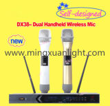 DC-38 Professional Audio Wireless System Microphone