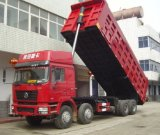 D′long Tipper Dump Truck 8X4 China Truck