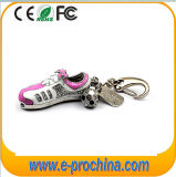Very Hot Shoe Shape USB Flash Drive Keychain Flash Disk 4GB