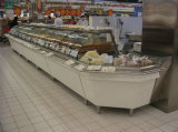 Stainless Steel Food Counter (SKZS-G03)