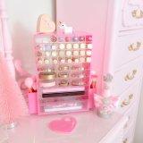 Grand Lipstick Tower Acrylic Makeup Organizer