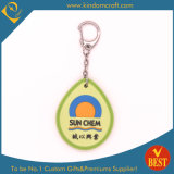 Supply High Quality Eco-Friendly PVC Key Chain with Customized Logo at Factory Price
