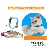 Cheap PP Material Cat Collar with Buckle (YL83581)
