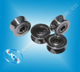 Stainless Wire Roller (Stainless steel pulley) Stainless Steel Bearing, Stainless Wire Guide Wheel