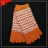 Single Toe Socks Colorful Girl Wear Fashion