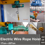 Electric Wire Rope Hoist--CD1 by CE Approved