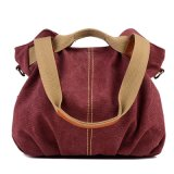 Wholesale Fashion Ladies School Bag, Canvas Bag