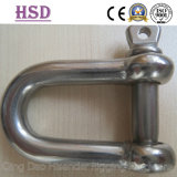 Stainless Steel JIS D Type Shackle, S316, Ss304