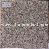 G687 Peach Red Granite Tiles