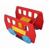 Children Playground Bus Sring Rocker