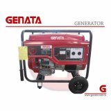6.5kw Copper 100% Electric Comienzo Gasoline Generator (Powered de Honda Engine)