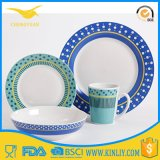 Wholesale Price Reusable Hard Melamine Plastic Dinnerware