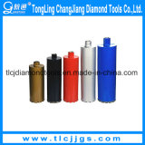 "Marble Drilling Diamond Core Bit with 1 1/4"" Thread"