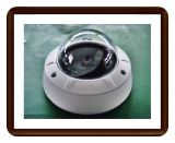 Indoor HD IP IR Dome CMOS Camera