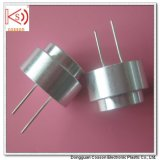 Aluminum Distance 16mm Waterproof 40kHz Transmitter Receiver Ultrasonic Sensor