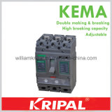 Thermal Magnetic Adjustable Molded Case Circuit Breaker