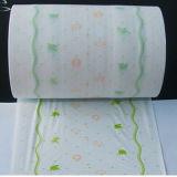 Light Green OEM Polyethylene Film for Baby Diaper
